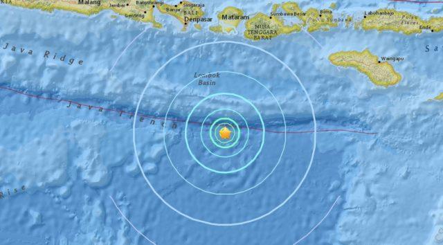Terremoto de magnitud 6,2 sacude la isla de Bali