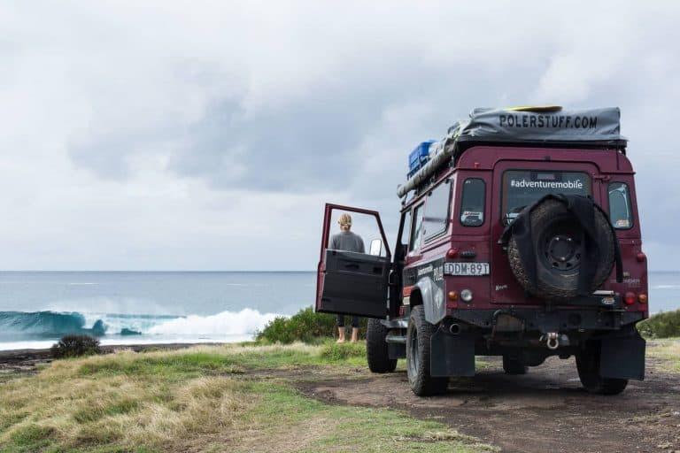 Lost Track un roadtrip por la costa australiana de Oz