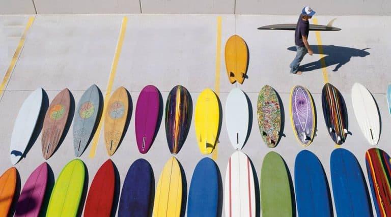 4 razones para no comprar una tabla de surf barata
