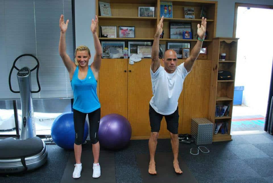 trabajar musculatura estabilizadora
