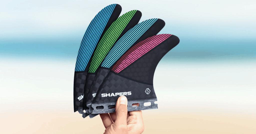 Guía de quillas para tabla de surf