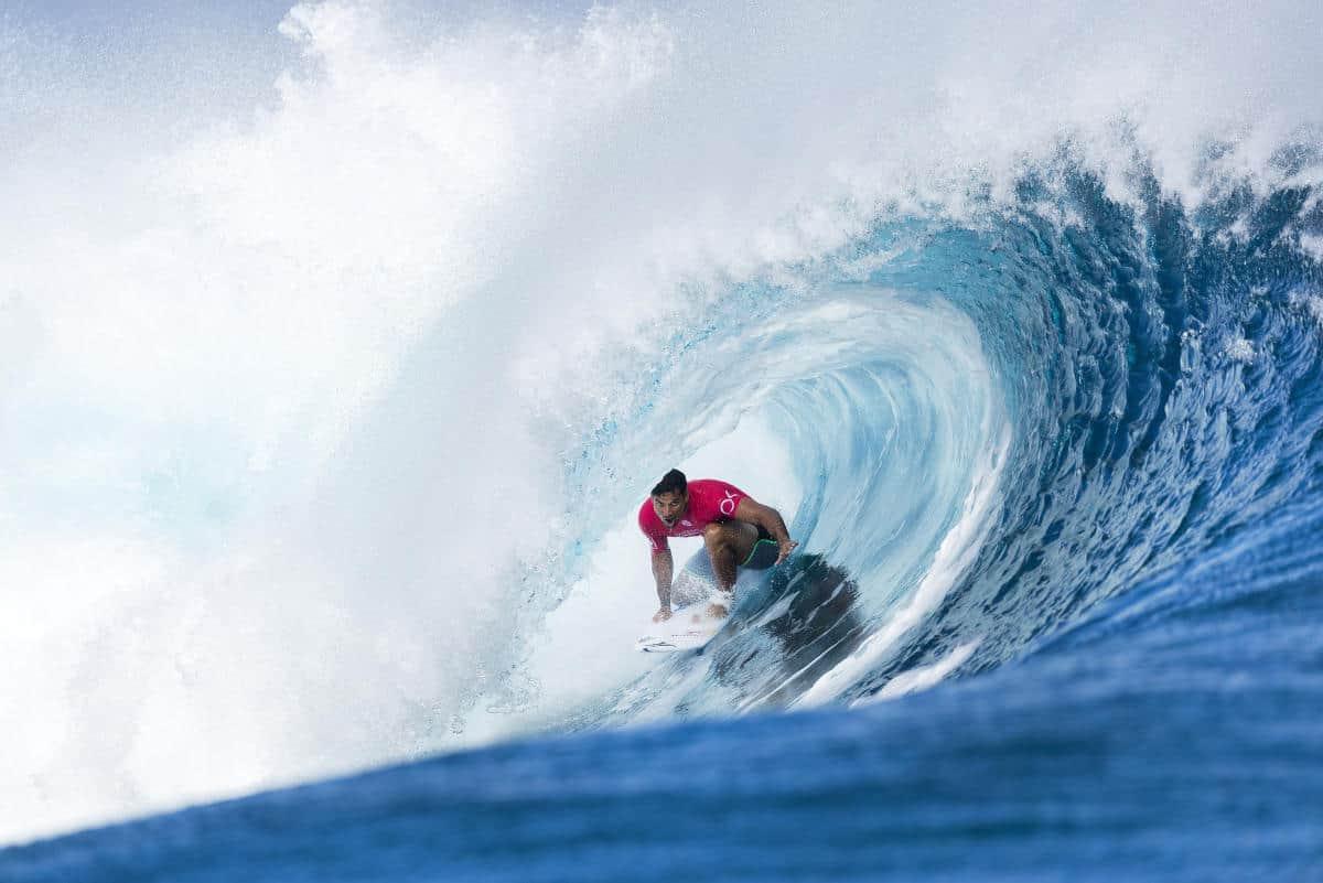 Matt Wilkinson gana el Fiji Pro y se coloca líder del mundial