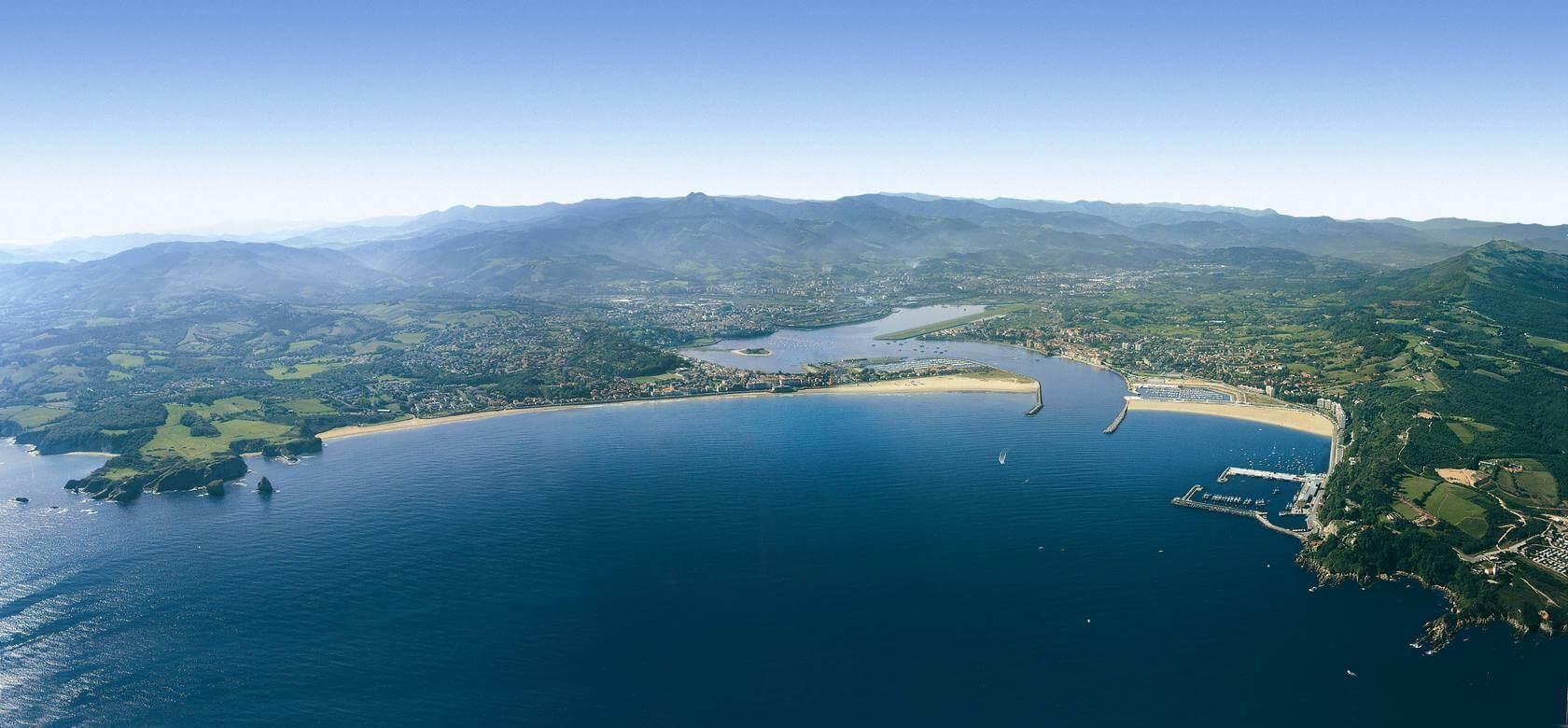 Bahía de Fuenterrebia Gipuzkoa
