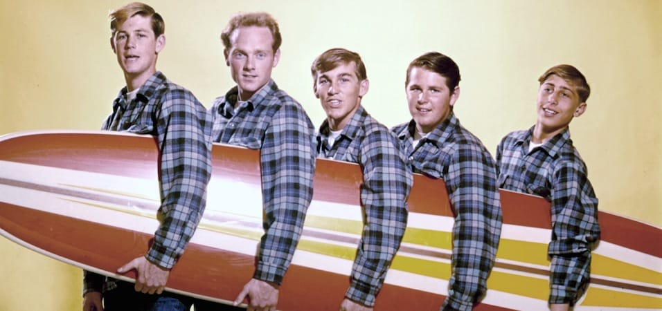 The best surf bands