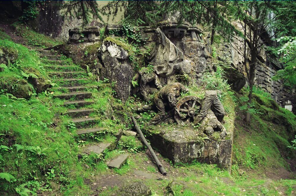 Cementerio de los Ingleses San Sebastián