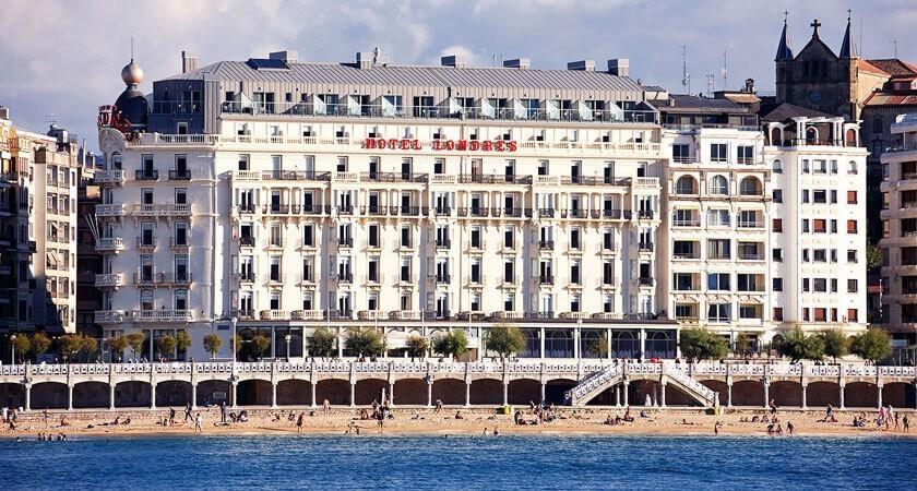 Hotel Londres San Sebastián