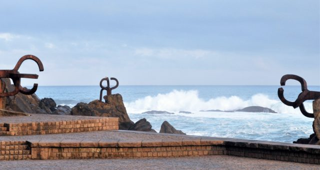 Peine de los Vientos San Sebastián