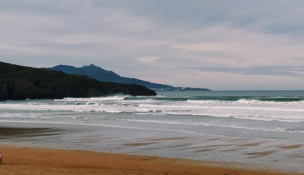 Playa de La Arena Muskiz