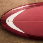 Ryan Lovelace surfboard