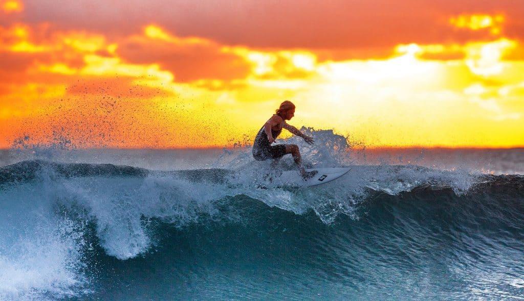 nivel surf avanzado