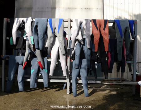7 consejos conservar traje de neopreno