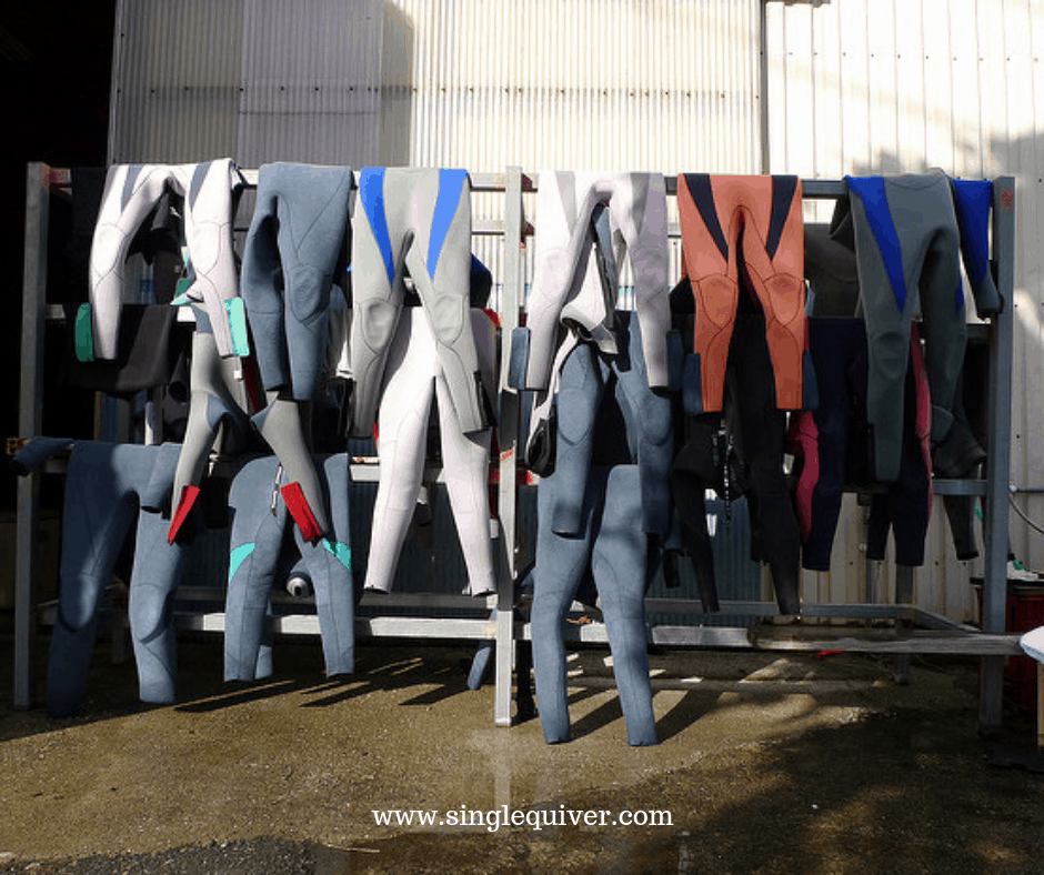 7 Tips for Wetsuit Maintenance