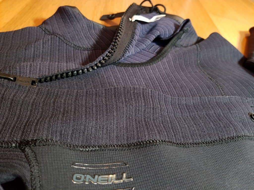 Hyperfreak Fuze zipper