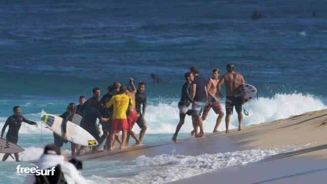 Grave accidente de Dusty Payne en Hawaii