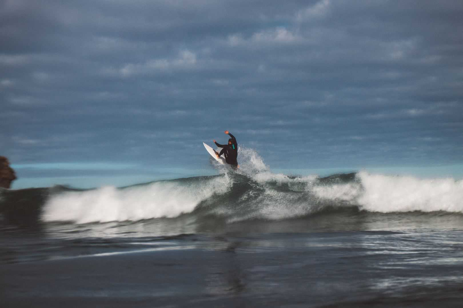 Canary Islands wetsuit
