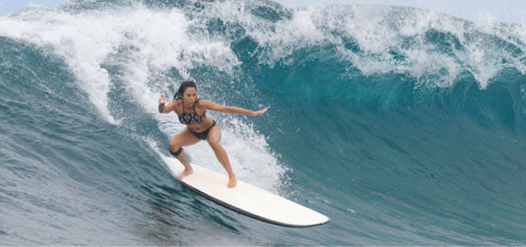 tabla surf evolutiva