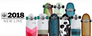 Triton Carver Surfskate