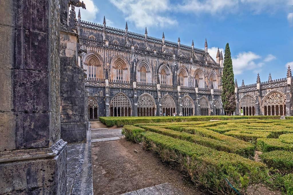Claustro Real Monasterio de Batalha