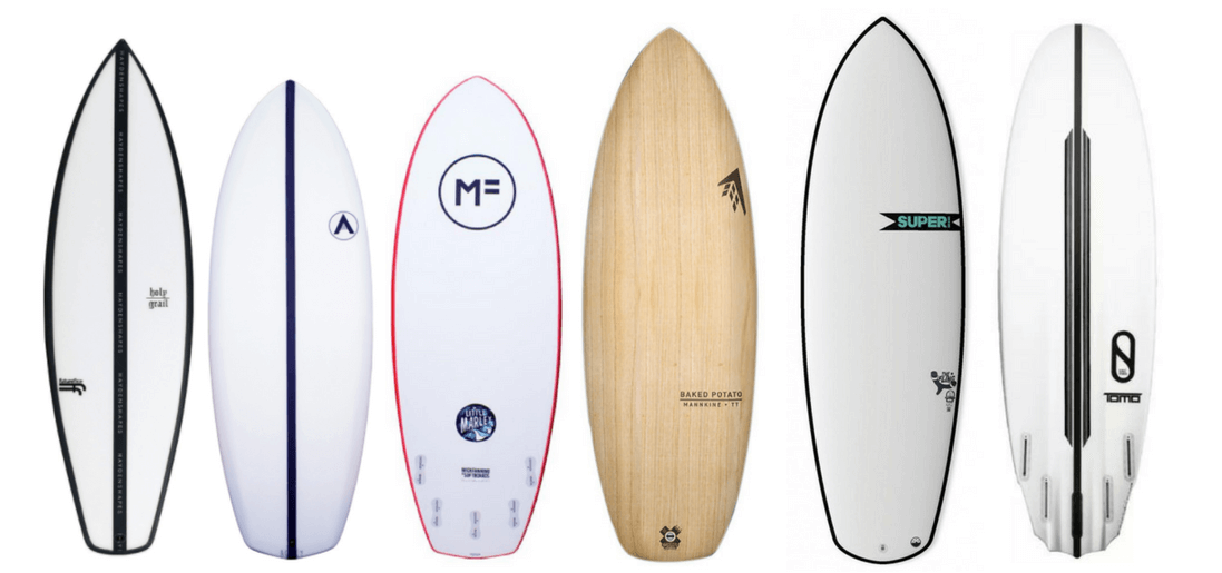 10 best surfboards 2018