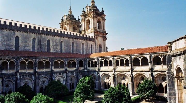Monasterio-de-Alcobaça