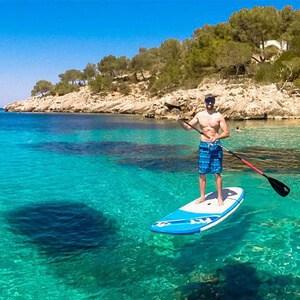 SUP in Spain