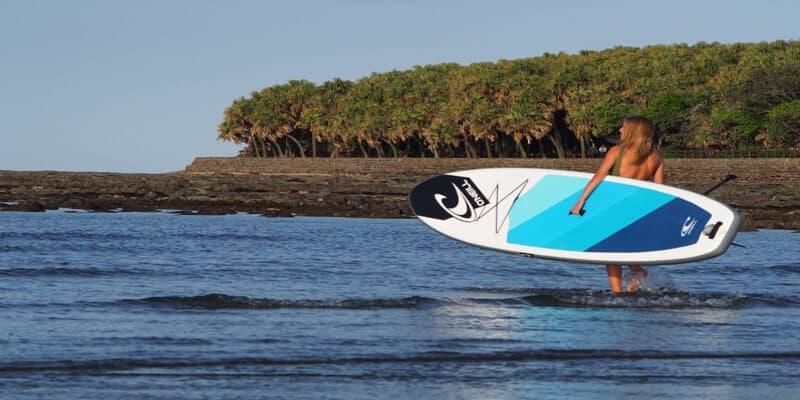 ¿Cómo elegir tu tabla de Paddle Surf de segunda mano?