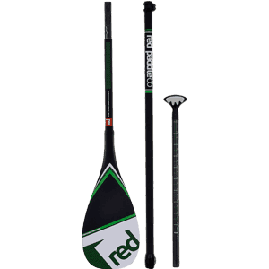 glass vario 3p adjustable sup oar