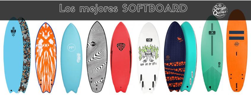 los mejores softboard