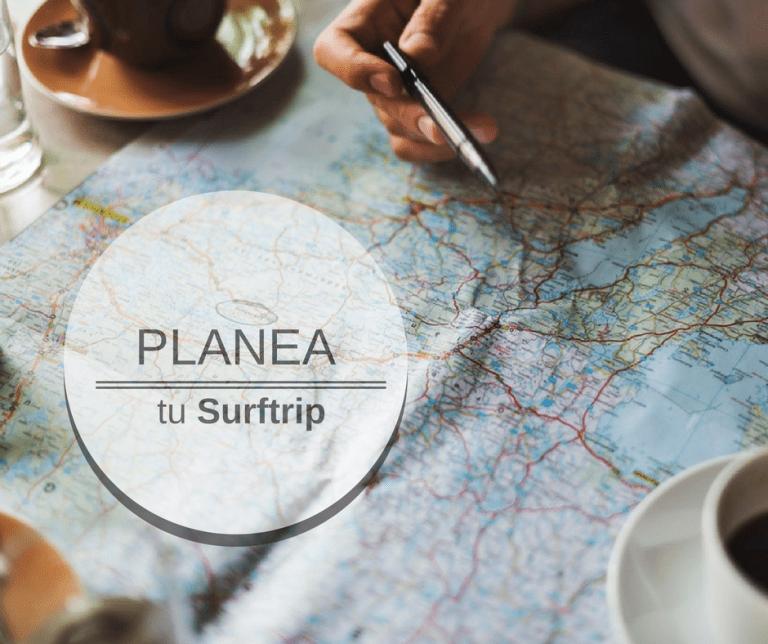 5 Consejos para organizar un Surftrip perfecto