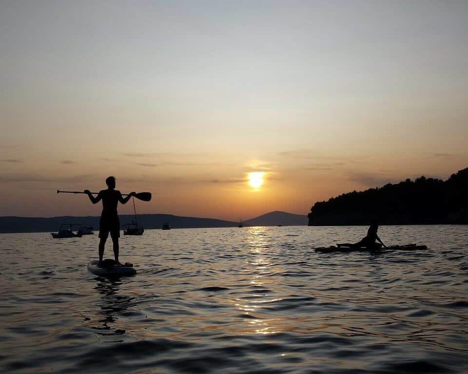 todo lo que necesitas saber sobre paddle surf