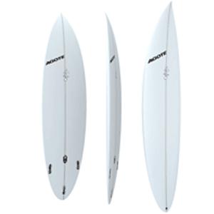 Types of surfboard guns