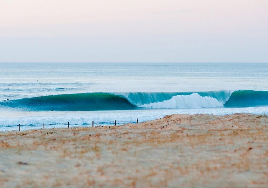 hossegor la graviere playa ola surf francia