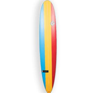 Types of surfboard longboard