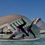 Paddle board in Valencia