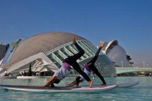 Paddle Surf en Valencia