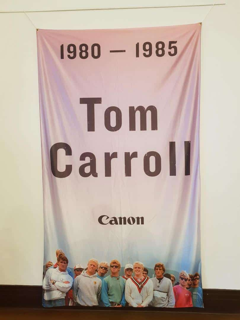 Tom Carrol WSL Francia