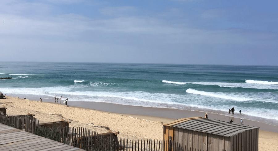 Plage Du Lion Francia Surf