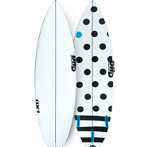 Types of surfboard shortboard