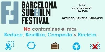 Barcelona Film Surf festival
