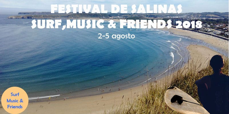 Festival Surf, music & friends