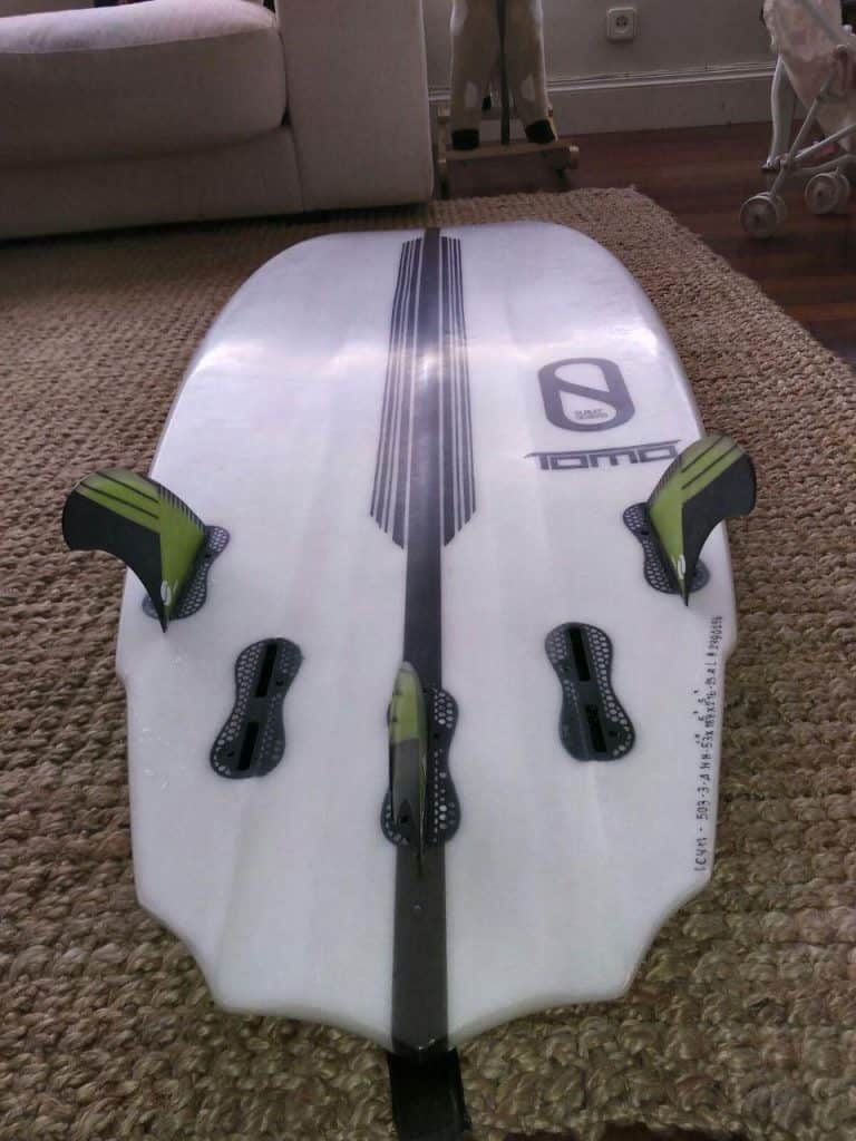 Tail Cymatic Firewire