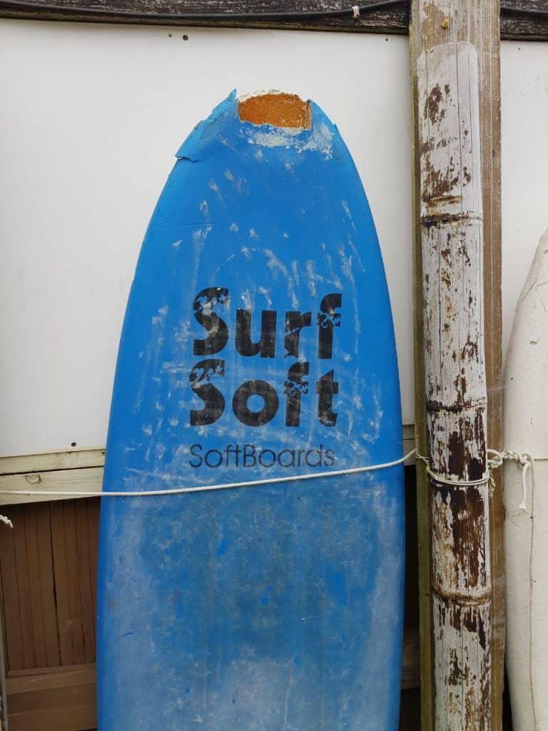 3 consejos para evitar partir tu tabla de surf