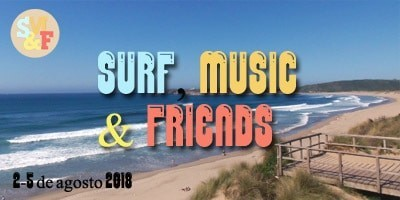 Surf, Music & Friends