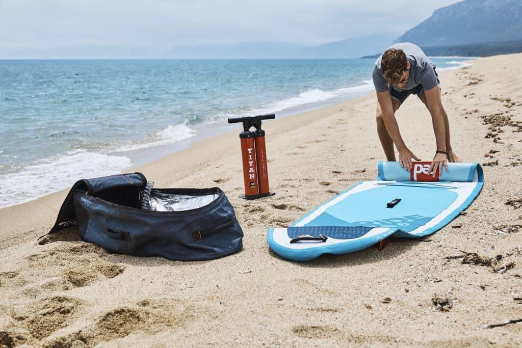 ¿Por qué comprar una tabla de Paddle Surf hinchable