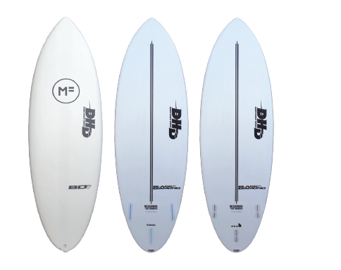 Black Diamond Mick Fanning Softboard