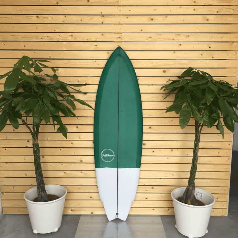 Twin Fin Goldbeach