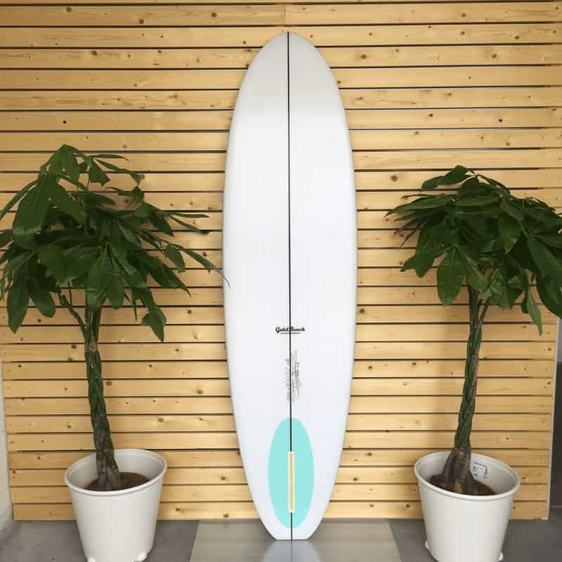 Golden Lady Goldbeach Surfboards