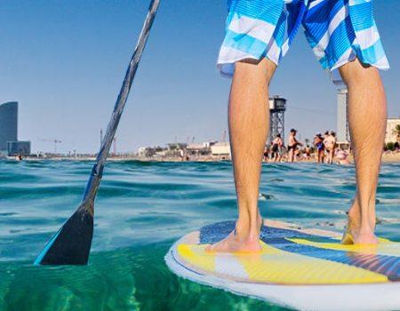 Paddle board oar
