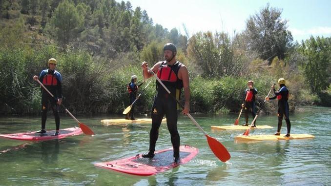 paddle surf cofrentes
