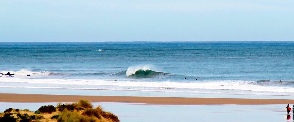 Berria beach cantabria surf